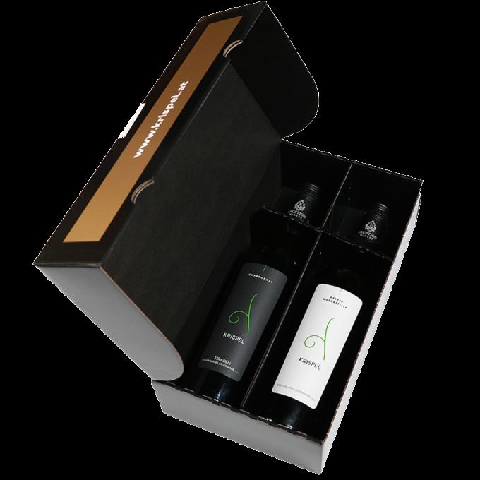2er Geschenksbox Wein