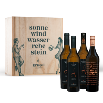 Sauvignon Blanc - Paket mit Holzbox